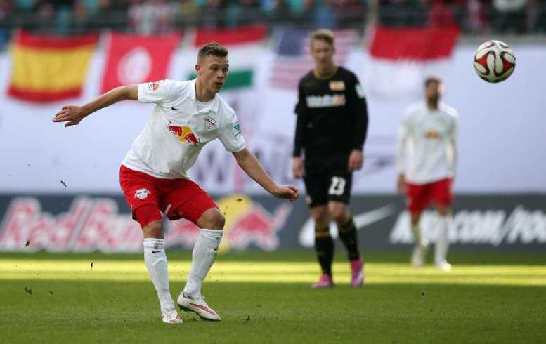 RasenBallsport Leipzig vs. FC Union Berlin - Joshua Kimmich (RB Leipzig) - Foto: GEPA pictures/Roger Petzsche