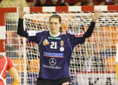 Handball Ungarn: Győri Audi ETO KC verstärkt Team in neuer Saison - Eva Kiss - Foto: Anikó Kovács und Tamás Csonka (Győri Audi ETO KC)
