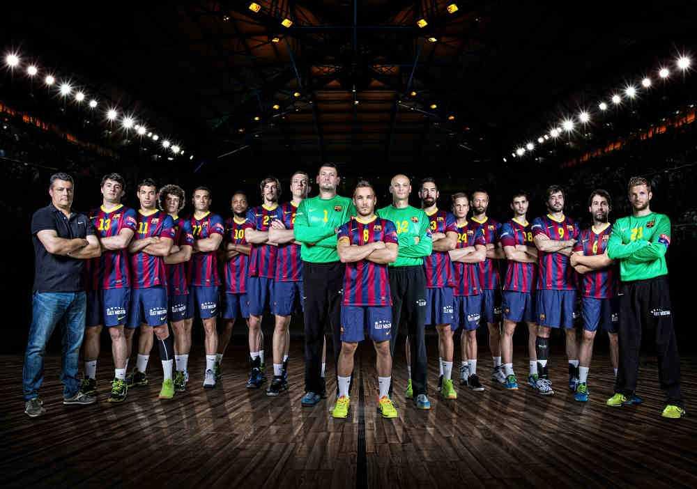 Champions League: FC Barcelona demontierte Zagreb 238