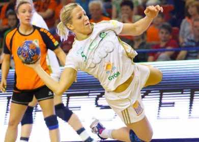 Heidi Löke - Foto: Anikó Kovács und Tamás Csonka (Győri Audi ETO KC)