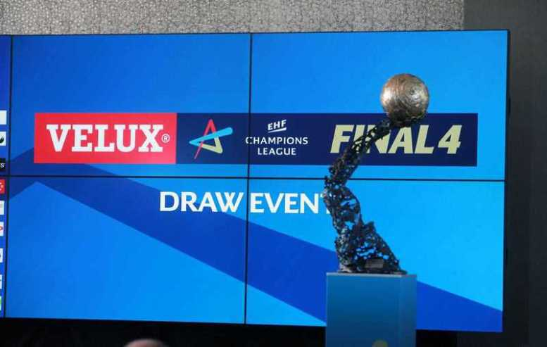 EHF Champions League Final4 2015 aus Köln – Live bei SPORT4Final - Foto: 2015 VELUX EHF FINAL4 Draw at Palais Flora in Cologne – Foto: EHF Media