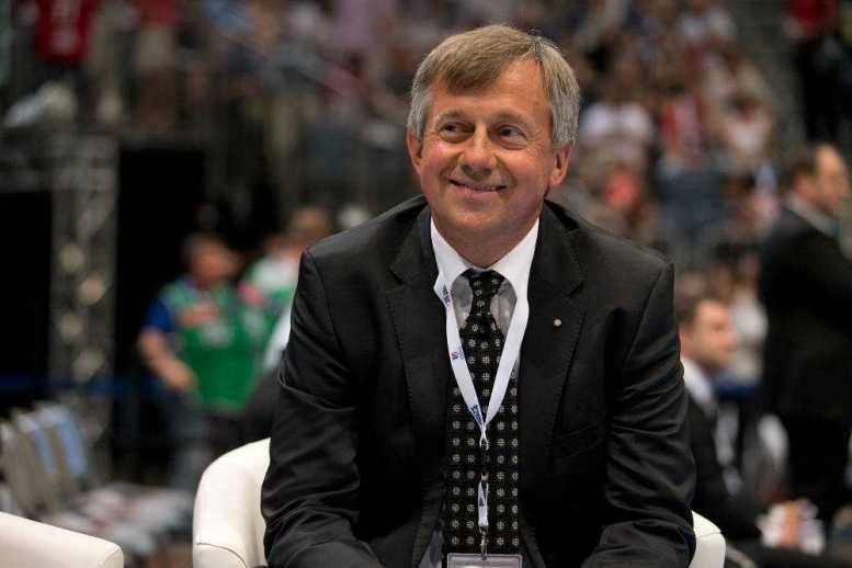 Michael Wiederer - Handball Champions League EHF Final4: Erhöhung der Siegerprämie - Foto: EHF Media