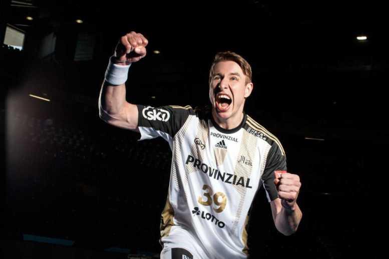 Handball Champions League EHF Final4: Filip Jicha (THW Kiel) - Foto: EHF Media