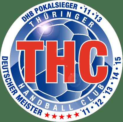 Handball-Meister Thüringer HC - Logo