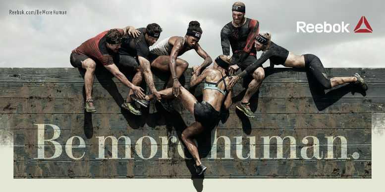 """Für mehr Lebensqualität: """"Be More Human"""" by Reebok - Sponsored Video - Foto: Reebok"""
