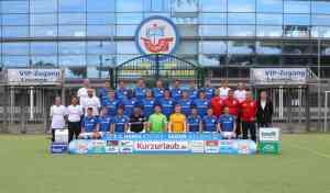Foto: Mannschaftsbild F.C. Hansa Rostock