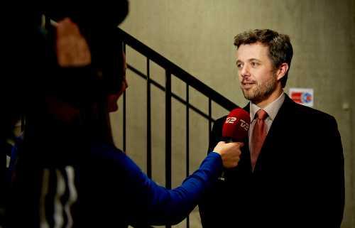 Handball-WM: Kronprinz Frederik von Dänemark Schirmherr der IHF Frauen Handball-WM - Foto: Jan Christensen, DHF