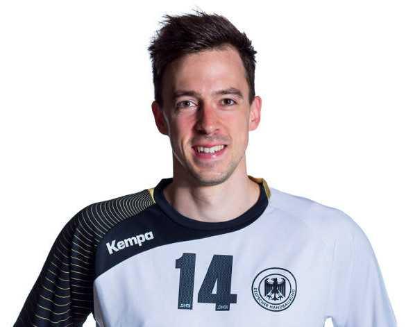 Handball EHF EURO 2016 Polen: Patrick Groetzki fehlt bei Handball-EM - Foto: Sascha Klahn/DHB
