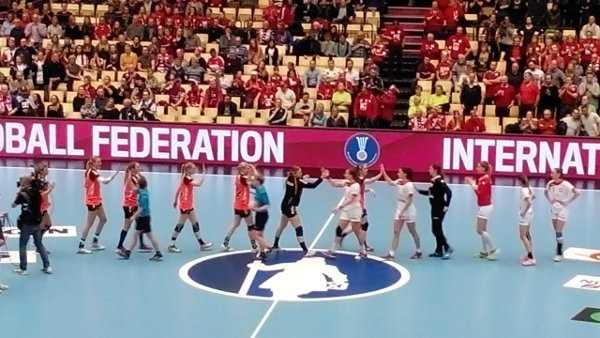 Handball WM 2015 Dänemark - Semifinale: Niederlande souverän gegen Polen - Foto: SPORT4Final