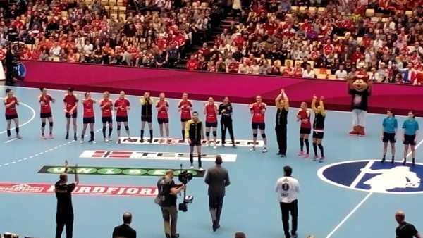 Handball WM 2015 Dänemark – Bronze: Rumänien dominierte Polen - Foto: SPORT4Final