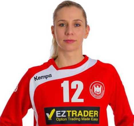 Handball WM 2015 Dänemark: Katja Kramarczyk - Foto: Sascha Klahn/DHB