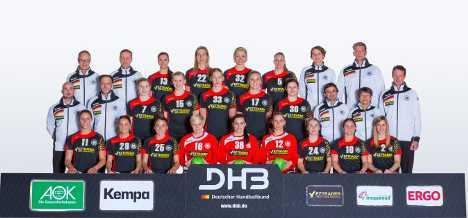 Handball DHB Frauen: Michael Biegler Bundestrainer 8