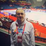 SPORT4Final-Redakteur Frank Zepp in Wroclaw
