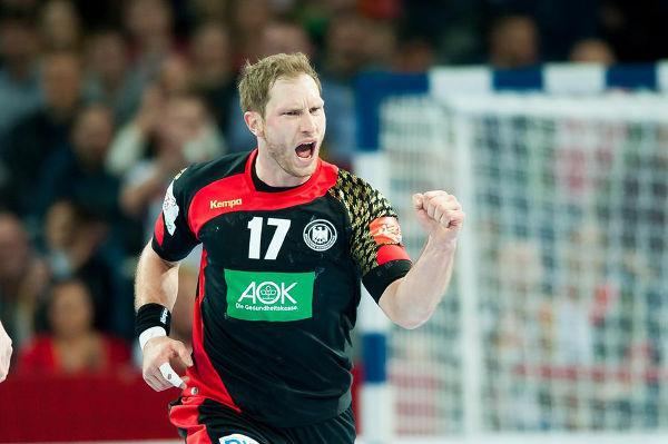 """Handball EM 2016: Deutschlands """"Angriff"""" auf das Halbfinale? Spielplan der Hauptrunde - Steffen Weinhold - Foto: ZPRP / EHF"""