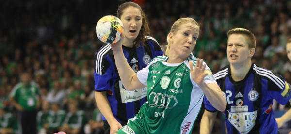 Handball Champions League: Buducnost Podgorica bezwang Győri Audi ETO KC im Match großer Emotionen 184