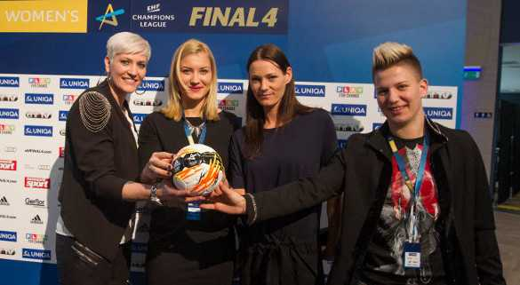 Handball EHF Champions League Final4: Halbfinale 171