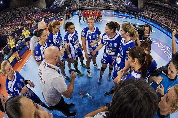Handball EHF Champions League Final4 Halbfinale: Bukarest demontierte Skopje 159