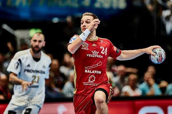 Handball VELUX EHF FINAL4 2016 THW Kiel vs. MVM Veszprem © 2016 EHF / Uros Hocevar LANXESS Arena, Cologne, Germany