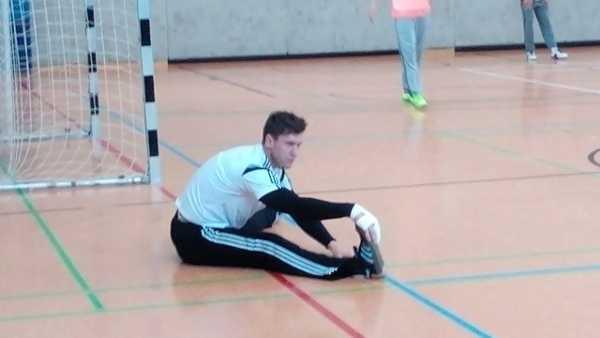 Handball VELUX EHF FINAL4 Köln 2016: THW Kiel im Training - Niklas Landin - Foto: SPORT4FINAL