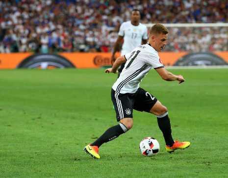 """Fussball EM Einsichten: Deutschland ohne WM-Qualität mit Licht und Schatten. Joshua Kimmich """"EURO-Rookie"""" 11"""