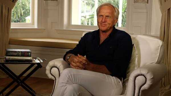 "CNN ""Passion to Portfolio"" mit Golf-Legende Greg Norman: ""Greif das Leben an"" - Foto: CNN International"