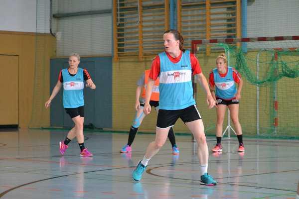 Handball Bundesliga: Thüringer HC mit Trainingsbeginn - Foto: Hans-Joachim Steinbach / Thüringer HC