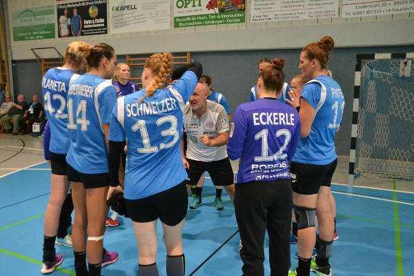 Thüringer HC besiegte SV Union Halle-Neustadt - Foto: Hans-Joachim Steinbach / Thüringer HC