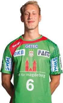 SC Magdeburg: Matthias Musche bleibt bis 2019 - Foto: SC Magdeburg
