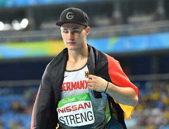 Paralympics Rio 2016: Felix Streng sicherte sich Bronze - Foto: Ralf Kuckuck/DBS