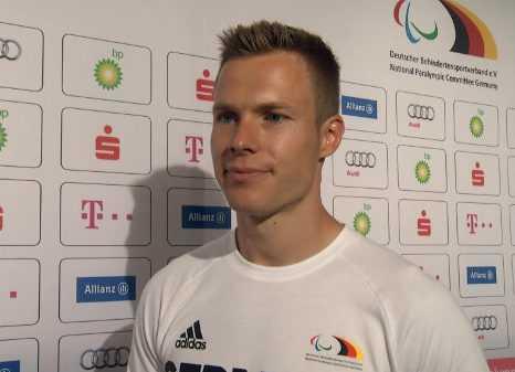 Paralympics Rio 2016: Markus Rehm im Video-Interview - Foto: VICONPILOT / Schmidt Media