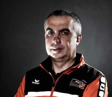 """BR Volleys: Roberto Serniotti """"Gemeinsame Philosophie entwickeln"""" - Foto: Ingo Kuzia"""