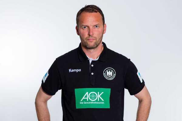 Handball EM DHB: Dagur Sigurdsson mit Deutschland - Foto: Sascha Klahn/DHB