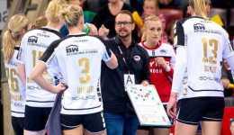 SG BBM Bietigheim beim HC Leipzig vor schwerem Topspiel