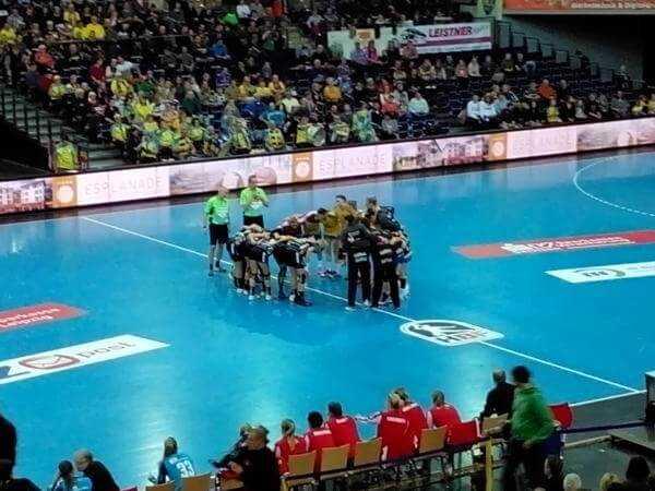 HC Leipzig unterlag europäischem Top-Team SG BBM Bietigheim - Foto: SPORT4FINAL