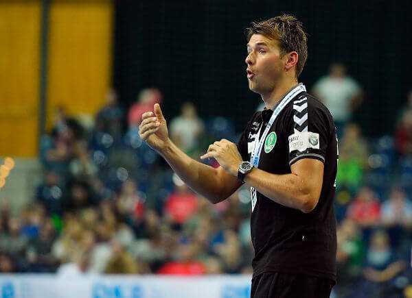 Führt Christian Prokop als Handball-Bundestrainer Deutschland zu Olympia-Gold 2020? - Foto: Rainer Justen