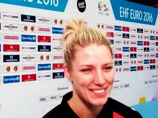 Handball EM 2016: EHF EURO All-Star-Team mit Cornelia Nycke Groot als MVP - Foto: SPORT4FINAL