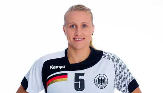 Saskia Lang - Handball EM 2016 - Foto: Sascha Klahn/DHB