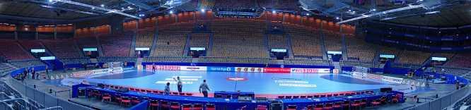 Handball EM 2016 Frauen: Scandinavium Göteborg - Foto: Peter Jansen