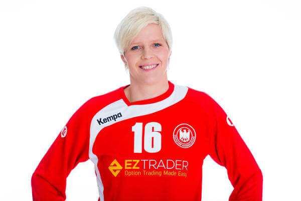 "Clara Woltering - Deutschlands Handball-""Ladies"" verloren unnötig gegen Schweden in Hamburg - Foto: Sascha Klahn/DHB"