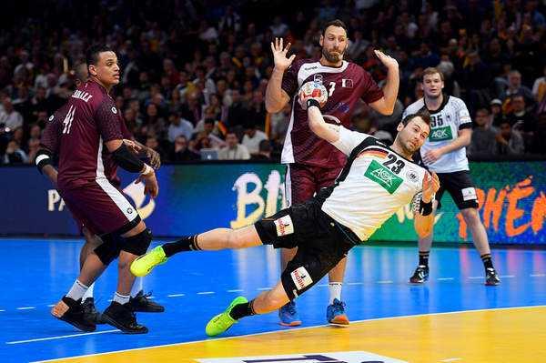 """Steffen Fäth (Deutschland) - Handball WM 2017: Deutschlands """"bad boys"""" und die zwei Seiten einer verpassten WM-Medaille - Foto: France Handball"""