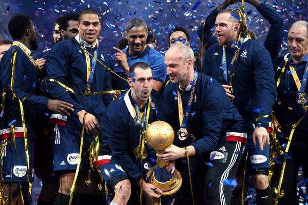Thierry Omeyer (Frankreich - 5-facher Weltmeister) - Handball WM 2017 Frankreich: Fakten, Zahlen, Rekorde mit Gensheimer und Wolff - Foto: France Handball
