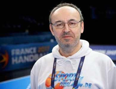 Handball WM 2017: SPORT4FINAL-Redakteur Frank Zepp live aus der AccorHotels Arena Paris