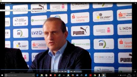Kay-Sven Hähner - HC Leipzig: Pressekonferenz zur finanziellen Krise und Zukunft des Vereins - Audio - Foto: SPORT4FINAL