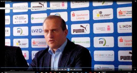 Kay-Sven Hähner - HC Leipzig in existenzbedrohender Finanz-Krise mit EUR 900.000 Verbindlichkeiten - Foto: SPORT4FINAL