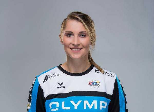 SG BBM Bietigheim: Ann-Cathrin Giegerich geht nach Neckarsulm 2