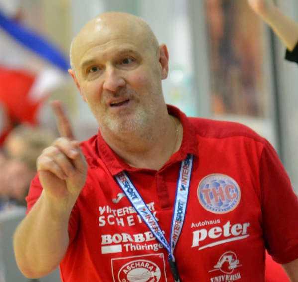 Thüringer HC: Herbert Müller - Foto: Hans-Joachim Steinbach / Thüringer HC