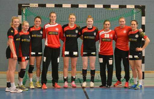 """Schwitzen für die Handball Weltmeisterschaft in Deutschland: """"Ladies""""-Nationalmannschaft trainiert in Erfurt - Foto: Hans-Joachim Steinbach"""