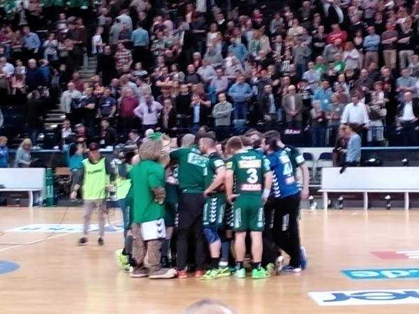 "DHB Pokal Final Four 2017: SC DHfK Leipzig mit eigener ""Tempo-Taktik-Falle"" gegen THW Kiel gescheitert 7"