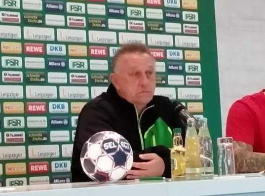 "SC DHfK Leipzig: Michael Biegler ""Perspektivisch Richtung Europa gehen"" - Foto: SPORT4FINAL"