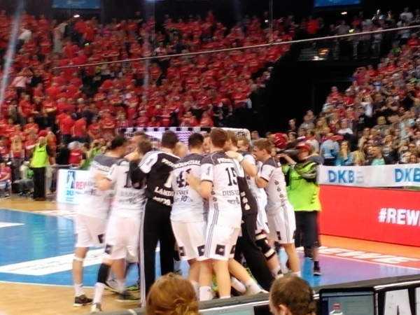 DHB Pokal Final Four 2017: THW Kiel souveräner Champion gegen SG Flensburg-Handewitt 6